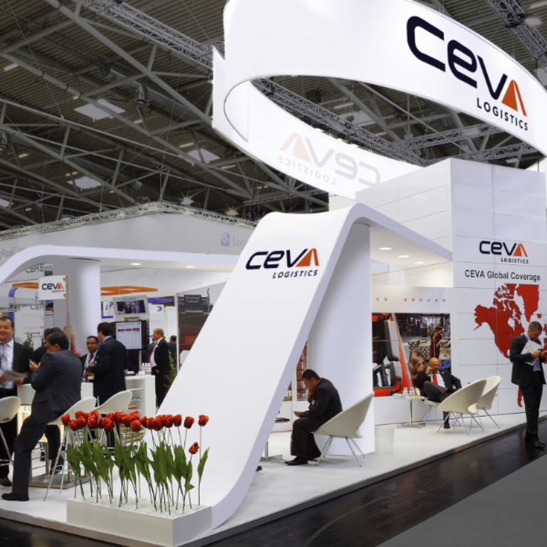 Healthcare_Event_CEVA_Stand