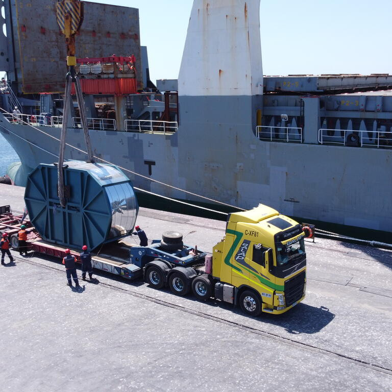 Industrial Projects and Energy Services: Successful move in Chile